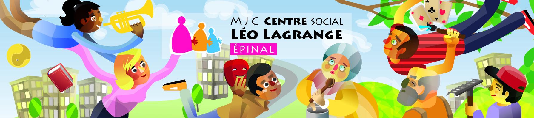 Centre Léo Lagrange logo